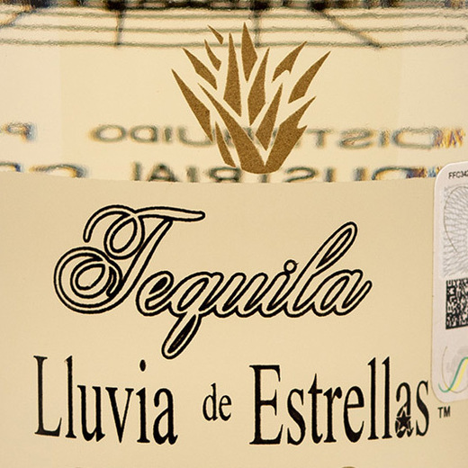Tequila Lluvia de Estrellas