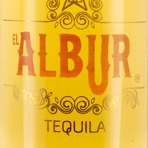 El Albur Tequila