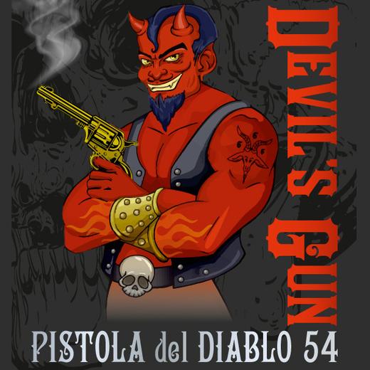 Pistola del Diablo 54
